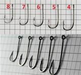 Крючки Fish Season Baitholder-Ring №6 с ушком