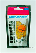 Перловка Карпомания Жёлтая с Ароматом Мёда Пакет 75гр