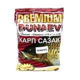 Прикормка Дунаев Премиум Карп Скопекс 1кг