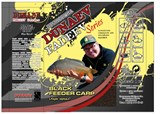 Прикормка Dunaev-Fadeev Feeder Carp Black 1кг