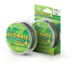Леска Плетёная Allvega Ultimate Dark Green 92м 0,14мм 7.8кг