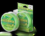 Леска Плетёная Allvega Ultimate Light Green 92м 0,12мм 6,6кг