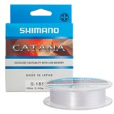 Леска Shimano Catana Spinning 100м 0,185мм 3,5кг