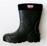 Сапоги Rapala Sportsman's, короткие черные, размер 39