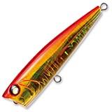 Поппер Yo-Zuri Duel Silver Pop 75мм 10гр F941-WHGR