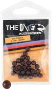 Резиновая Бусина The One Soft Beads 6мм Brown