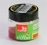 Кукуруза Плавающая Carp Expert ElastoCorn Red - Krill 12шт/уп