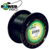 Плетеная леска Power Pro 1370м Moss Green 0,10мм
