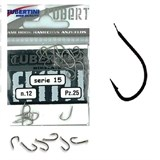 Крючки Tubertini series 15 Nikelato № 18 25шт/уп