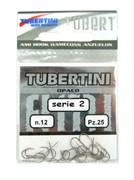Крючки Tubertini series 2 Opaco (Special) № 19 25шт/уп