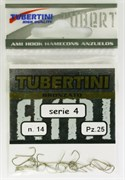Крючки Tubertini series 4 Opaco (Special) № 18 25шт/уп