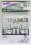Крючки Tubertini series 2T № 18 25шт/уп