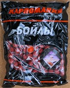 Бойлы Карпомания Прикормочные со Вкусом Кальмара-Краба 14мм Пакет 750гр