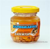 Кукуруза Карпомания в Стеклянной Банке Натуральная с ароматом Ванили 105гр