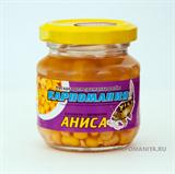 Кукуруза Карпомания в Стеклянной Банке Натуральная с ароматом Аниса 105гр