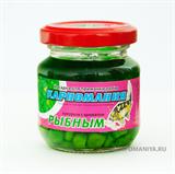 Кукуруза Карпомания в Стеклянной Банке Зелёная с ароматом Рыбы 105гр