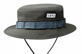 Панама Shimano Xefo Wind Fit Half Mesh Hat CA-259N цвет Серый размер Regular (58 см)