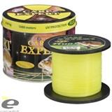 Леска Carp Expert UV Fluo 1000м 0,30мм 12.5кг Metal Can