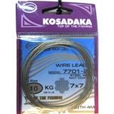 Поводковый материал Kosadaka Elite 7701-70 7x7 4м 35кг