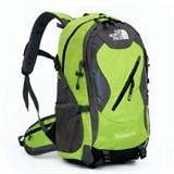 Рюкзак РН-01 The North Face цвет зеленый, объем 40л