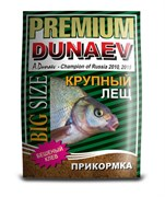 Прикормка Дунаев Премиум Лещ Крупный 1кг
