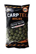 Бойлы тонущие Dynamite Baits 15мм Spicy Squid CarpTec 1кг
