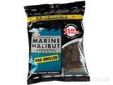 Пеллетс Dynamite Baits Marine Halibut 21мм (просверл.) 350гр