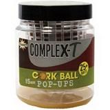 Бойлы плавающие Dynamite Baits 15мм CompleX-T Cork Ball