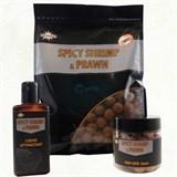 Бойлы Dynamite Baits Spicy Shrimp & Prawn 20мм S/L 1кг