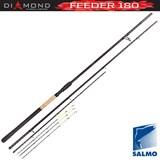Фидерное удилище Salmo Diamond FEEDER до 180гр  3,90м