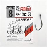 Крючки Fanatik Aji Feeder FK-1092 №08 8шт/уп