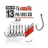 Крючки Fanatik Aji FK-1093 №13 7шт/уп