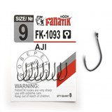 Крючки Fanatik Aji FK-1093 №09 8шт/уп
