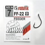 Крючки Fanatik Feeder FF-22 №07 9шт/уп
