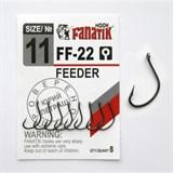 Крючки Fanatik Feeder FF-22 №11 7шт/уп
