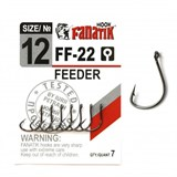 Крючки Fanatik Feeder FF-22 №12 7шт/уп