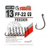 Крючки Fanatik Feeder FF-22 №13 7шт/уп