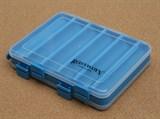 Коробка Rosy Dawn Двусторонняя 6х2 отделений 15х20см Синяя