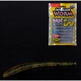 Мягкая приманка Слаг Lucky John Съедобная Pro Series Wiggler Worm 2,3'' PA19 9шт/уп