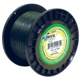 Плетеная леска Power Pro 1370м Moss Green 0,28мм