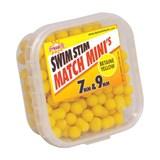 Пеллетс насадочный Dynamite Baits Swim Stim Match Minis 7-9мм Betaine Yellow