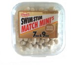Пеллетс насадочный Dynamite Baits Swim Stim Match Minis 7-9мм White Amino