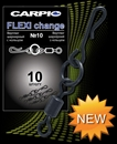 Вертлюг Шарнирный с Кольцом Carpio Flexi Change №10