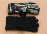 Перчатки Флисовые Двойные