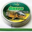 Повод, Матер, Gurza 15Lb 20м Черно-Зеленый