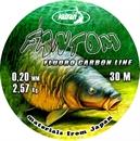 Леска Флуорокарбон Fantom 0,25мм 30м