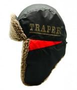 Шапка-ушанка Traper с длинным искусственным мехом