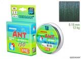 Плетенка Ant Green х4 150м 0.16мм 12,0кг