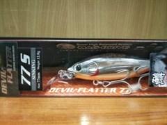 Воблер ZipBaits ZBL Devil Flatter 77S #864