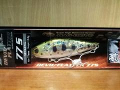 Воблер ZipBaits ZBL Devil Flatter 77S #810